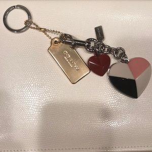 Coach Key chain or Bag Chain